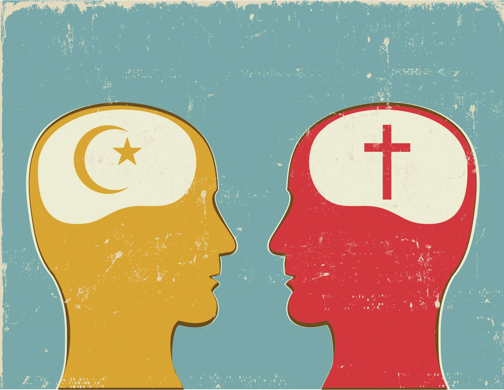 Islam Christianity And Judaism Side By Side In New Masters Degree