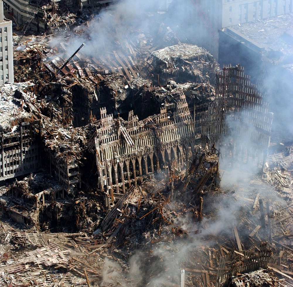 Art and Controversy of September 11th, 2001