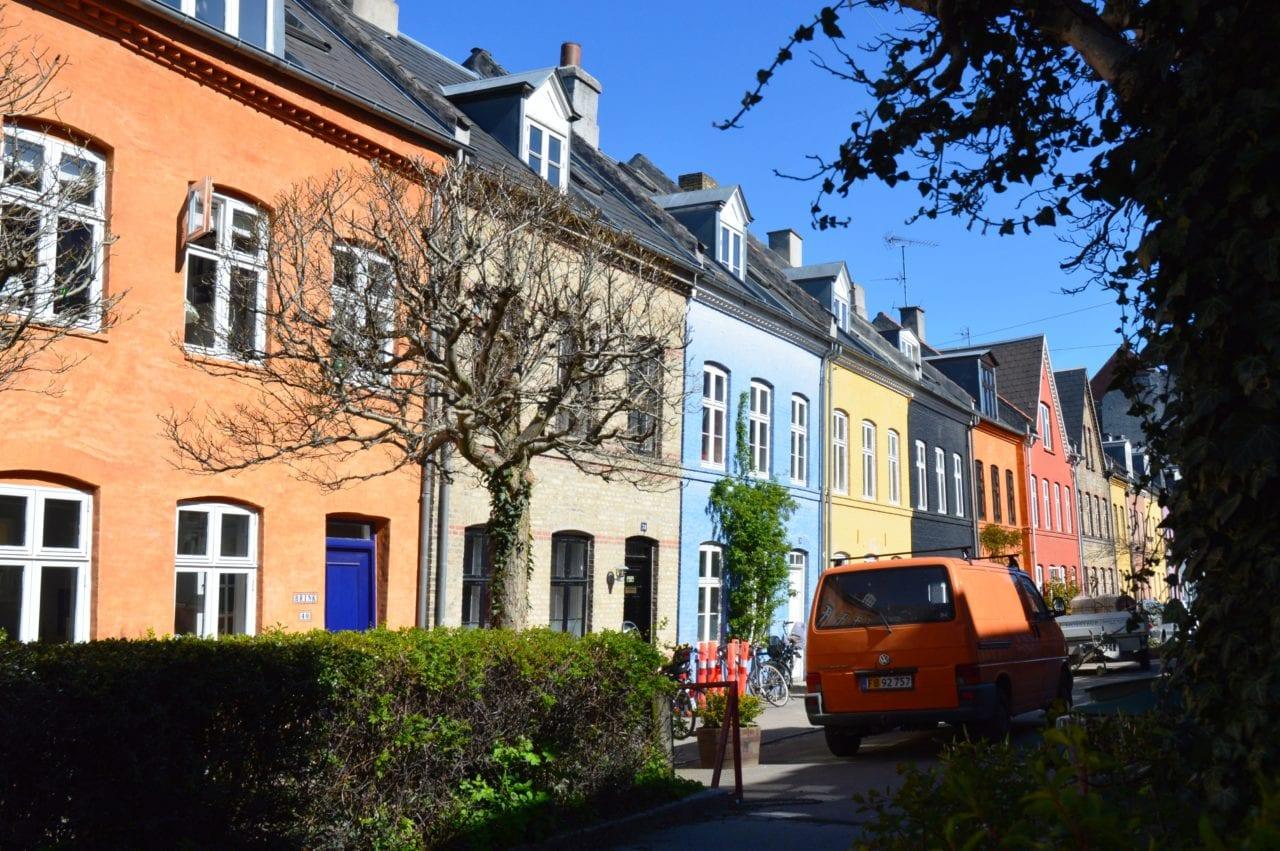 Copenhagen neighbourhoods: Østerbro
