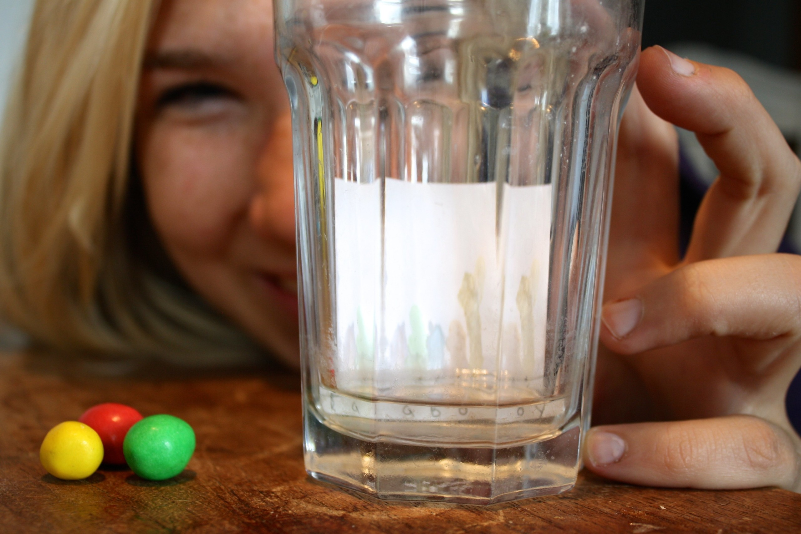 Five do-it-yourself chemistry experiments