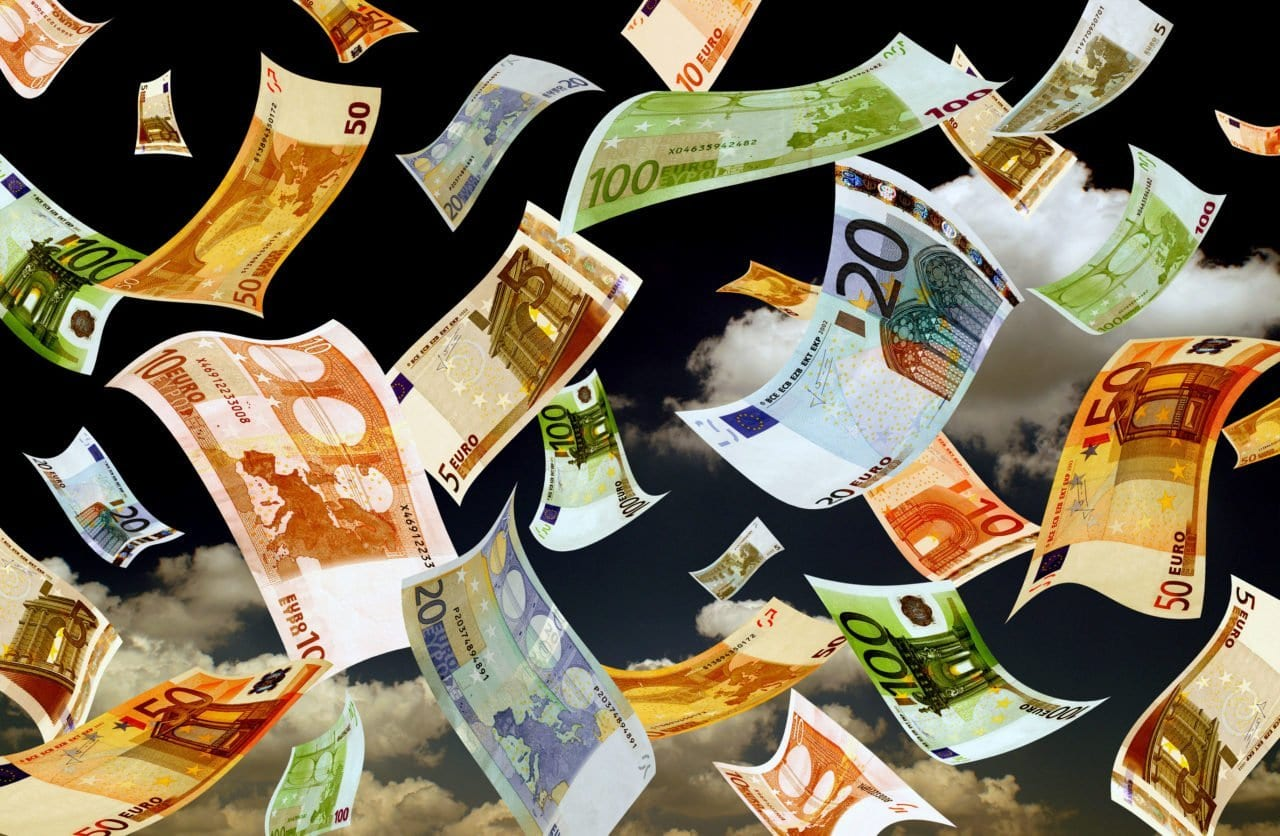 Pengeregn for 20 millioner kroner over Humaniora