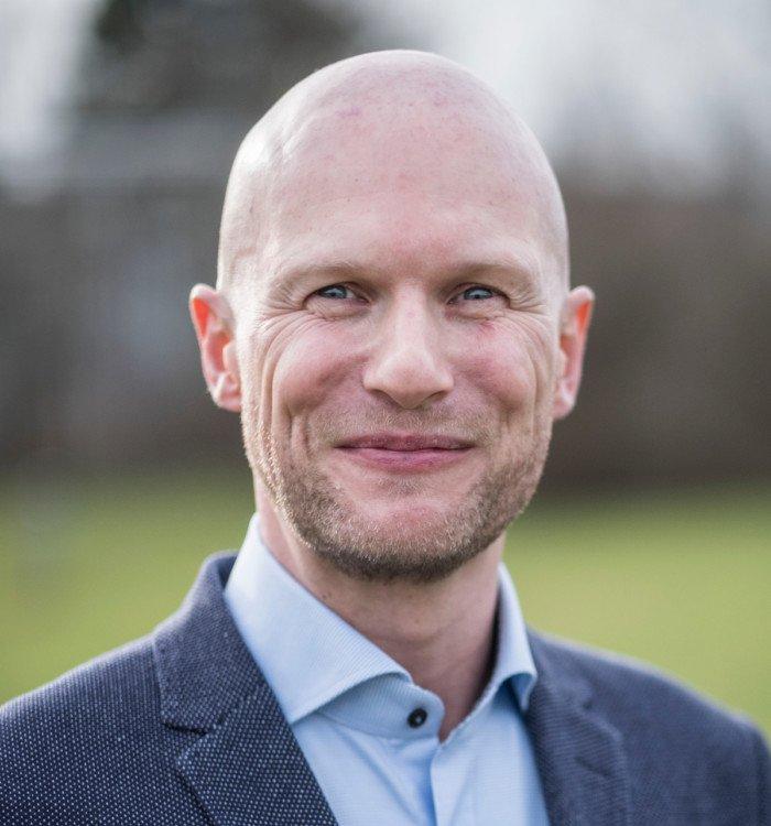 Bo Gad Køhlert, studenterambassadør ved KU