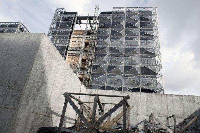 Niels Bohr Bygningen ufærdig i 2017