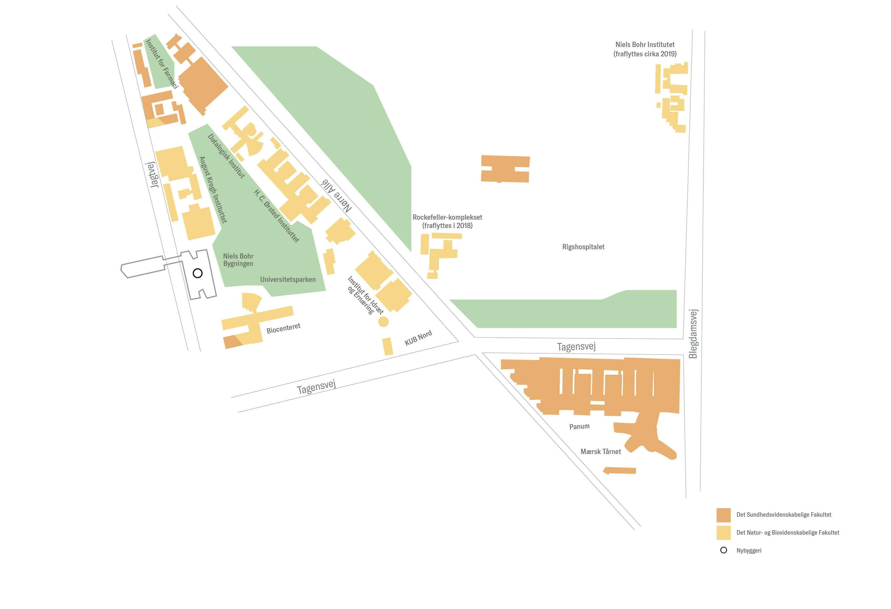 Den Store Guide Til Norre Campus