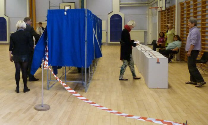 You can vote in the European elections if you are an EU citizen resident in Denmark (Photo: Alberto Cereser)